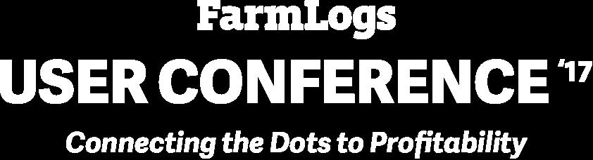 FarmLogs User Conference 2017